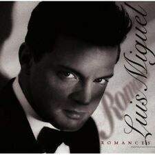 LUIS MIGUEL - ROMANCES CD POP 14 TRACKS NEU