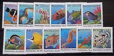 Marshall Islands 1988 (March) Fish/Sea Life (2nd Series). MNH.