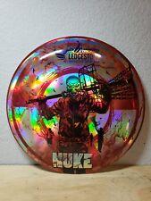 Discraft Ledgestone limited edition full foil Nuke