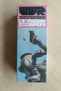 ThreeA 3A WWR OG Peaceday Dropcloth 1/6 scale Ashley Wood World War Robot figure