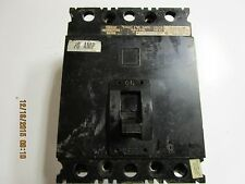 Square D 70 Amp 3 Pole 240v Molded Case Circuit Breaker - used