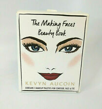 Kevyn Aucoin The Making Faces Beauty Book Palettes New Free Shipping