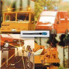 Busch 4293 mini-kabellampe azul # NUEVO EN EMB. orig. #
