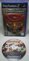 PS2 Transformers Game PlayStation 2 Fun Console
