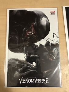 VENOMVERSE #1 Francesco Mattina Trade Dress Variant - NYCC!!🔥🔥