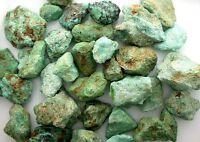 ONE POUND Quality Stabilized Sonoran Turquoise Cabochon Rough Gem Gemstone