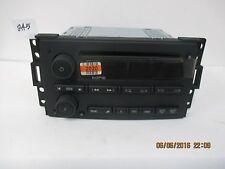2005 09 Saab 9-7X CD MP3 Radio 15852020