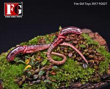 """12"""" Action Figure Model Toys 1/6 Scale Fire Girl Alien Predator Chestburster"""