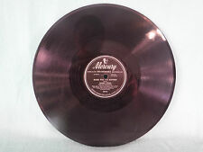 "Sonny Criss, Blues For The Boppers / Tornado, Mercury 8915, 10"" 78 RPM Jazz"