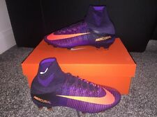 Men's Nike Mercurial Superfly V DF FG ACC Size 8 UK