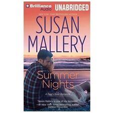 Fool's Gold: Summer Nights 8 by Susan Mallery (2013, CD, Unabridged)