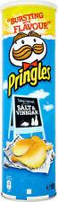 Pringles Sal y Vinagre Sabor Golosinas (Crisps) 6 X 190g