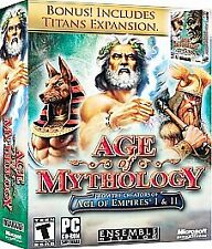 Age of Mythology (Bonus Includes Titans Expansion) (Pc, 2007)