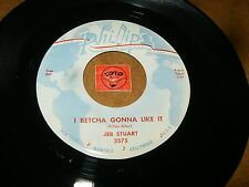JEB STUART - LITTLE MISS LOVE - I BETCHA GONNA LIKE / LISTEN - SOUL R&B POPCORN