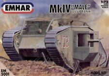 """Gli EMHAR 1/72 MK. IV """"maschile"""" WWI SERBATOIO # 5001"""