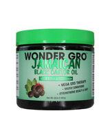 Wonder Gro Jamaican Black Castor Oil Hair Grease, 12 fl oz - Styling Conditioner