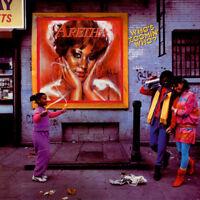 Aretha Franklin - Who's Zoomin' Who? (Vinyl LP - 1985 - EU - Original)