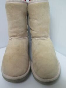 Genuine Ugg Classic Short Boots UK 6.5 Euro 39 in Pink