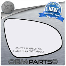 New Passenger Side Mirror Glass Replacement Fit Toyota 13-18 Avalon 12-17 Camry