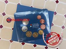 Coffret BU 1 Cent à 2 Euro Italie 2019 - Brillant Universel Officiel