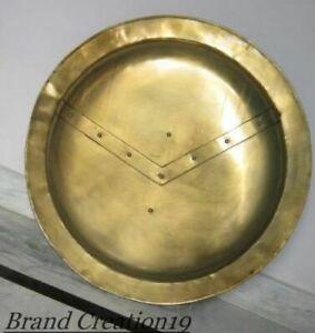 Medieval 300 Spartan Collectibles King Leonidas 24'' Greek Shield Larp Replica