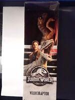 "Jurassic World: Fallen Kingdom 12"" Velociraptor Figure, Mattel 2018"