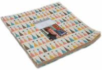 "Corner of 5th & Fun Moda Layer Cake 42 100% Cotton 10"" Precut Quilt Squares"