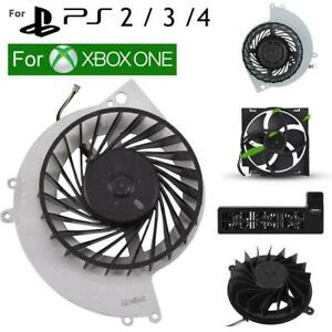 Cooling Fan for PS2/PS3/PS4 1000 1100 1200/PS4 Slim/XBOXONE/XBOXONE S/XBOXONE X