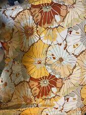 Kaffe Fassett Quilting Fabric GP 29 Lotus Leaf (Ochre) - 1 5/8 yard piece