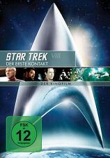 Star Trek 08 - the First Kontakt Patrick Stewart Raumschiff Enterprise DVD New
