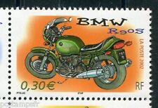 FRANCE 2002, timbre 3513, MOTO BMW R90S, neuf**, VF MNH STAMP, MOTORBIKE