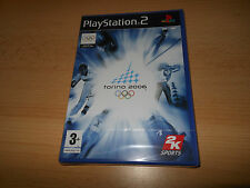 Playstation 2-Torino 2006 neuf scellé PS2 PAL version