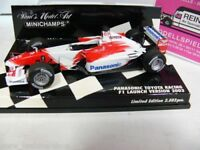 1/43 Minichamps Panasonic Toyota F1 Launch Version 2003