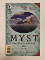 MYST The Book of the Black Ships Dark Horse Comic #1