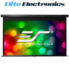 """ELITE SCREENS OMS120HM 120"""" YARD MASTER MANUAL 16:9 OUTDOOR MOVIE PROJECTION"""