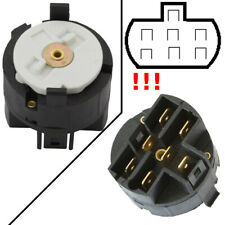 IGNITION LOCK SWITCH WIDE PINS FOR FIAT PANDA MK2 03-12 PUNTO 99-11 SEICENTO 98-