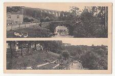 AK estate fresca vie viaggio/Frankenstein Sassonia di 1910/20! (a1290