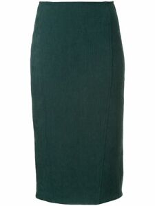 Ginger and Smart Iteration Pencil Skirt Emerald Green Size 8 and 10