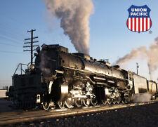 Big Boy Union Pacific 4014 Sunrise Photo Sign