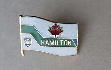 Hamilton Ontario Flag Souvenir PIN