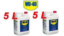 WD40 10 L bidon dégrippant nettoyant anti humidité lubrifiant WD-40 10L litres