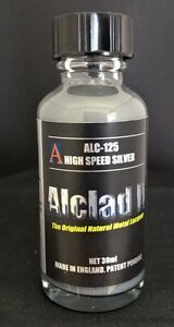 ALCLAD2, ALC125, HIGH SPEED SILVER