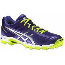 Asics Ladies Gel Hockey Typhoon Trainers Shoes Purple P473Y 3393 (A0)