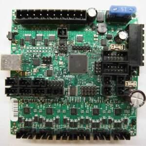 [3DMakerWorld] UltiMachine RAMBo Electronics Controller V1.4 Complete Kit
