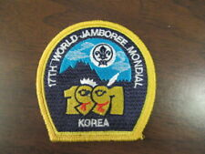 1991 World Jamboree Pocket Patch        c62