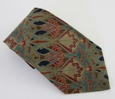 VTG Liberty of London William Morris Art Nouveau Cotton Tie