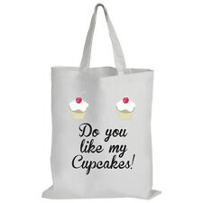 Do you like my cupcakes? - Baking / Cake Baking / Funny Gift Idea - Tote Bag