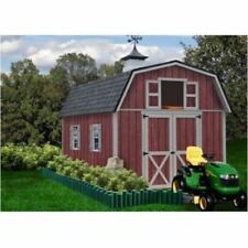 New Woodville1012 Woodville 10x12 ft Best Barns Wood Storage Shed Barn Kit