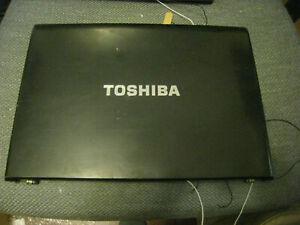 TOSHIBA PORTEGE R700 R830 R930 SERIES TOP LID REAR COVER