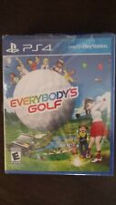 Everybody's Golf PS4 BRAND NEW & FACTORY SEALED family game Free Shipping